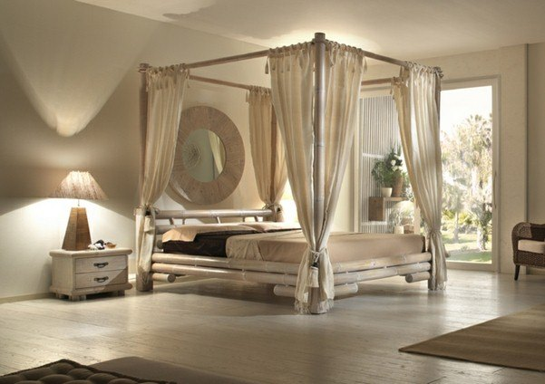 Four Poster Bed Ideas That S How Your Dream Will Come True