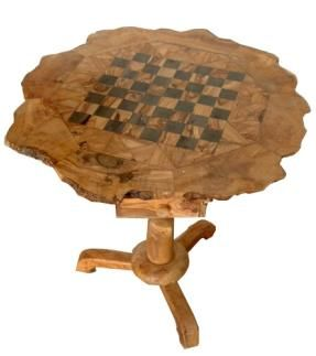 Furniture made of olive wood exotic chess table made of olive wood diy home furniture, furniture  projects, wood FQSUCGA