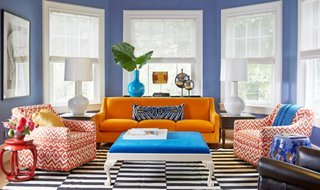 Interior design with colors these 6 lessons in color will change the way you decorate BROSEPY