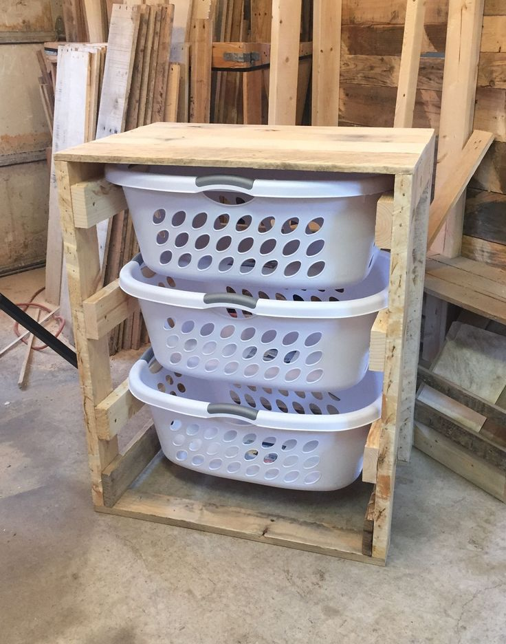 Laundry Basket Ideas hanging laundry basket dresser DXNWGVT