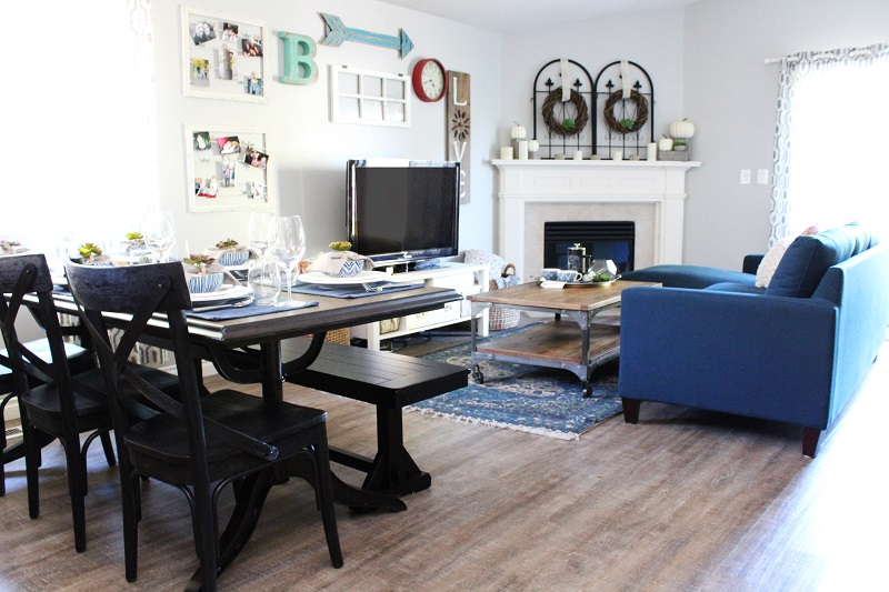 living room dining room combination 5 secrets to styling a small living room + dining room combo NAEIPDT