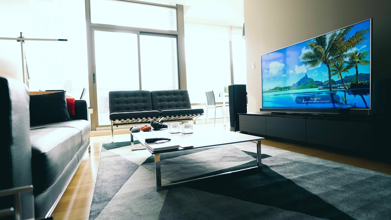 Living room setup creating the perfect 4k tv living room setup! QYFSCNU