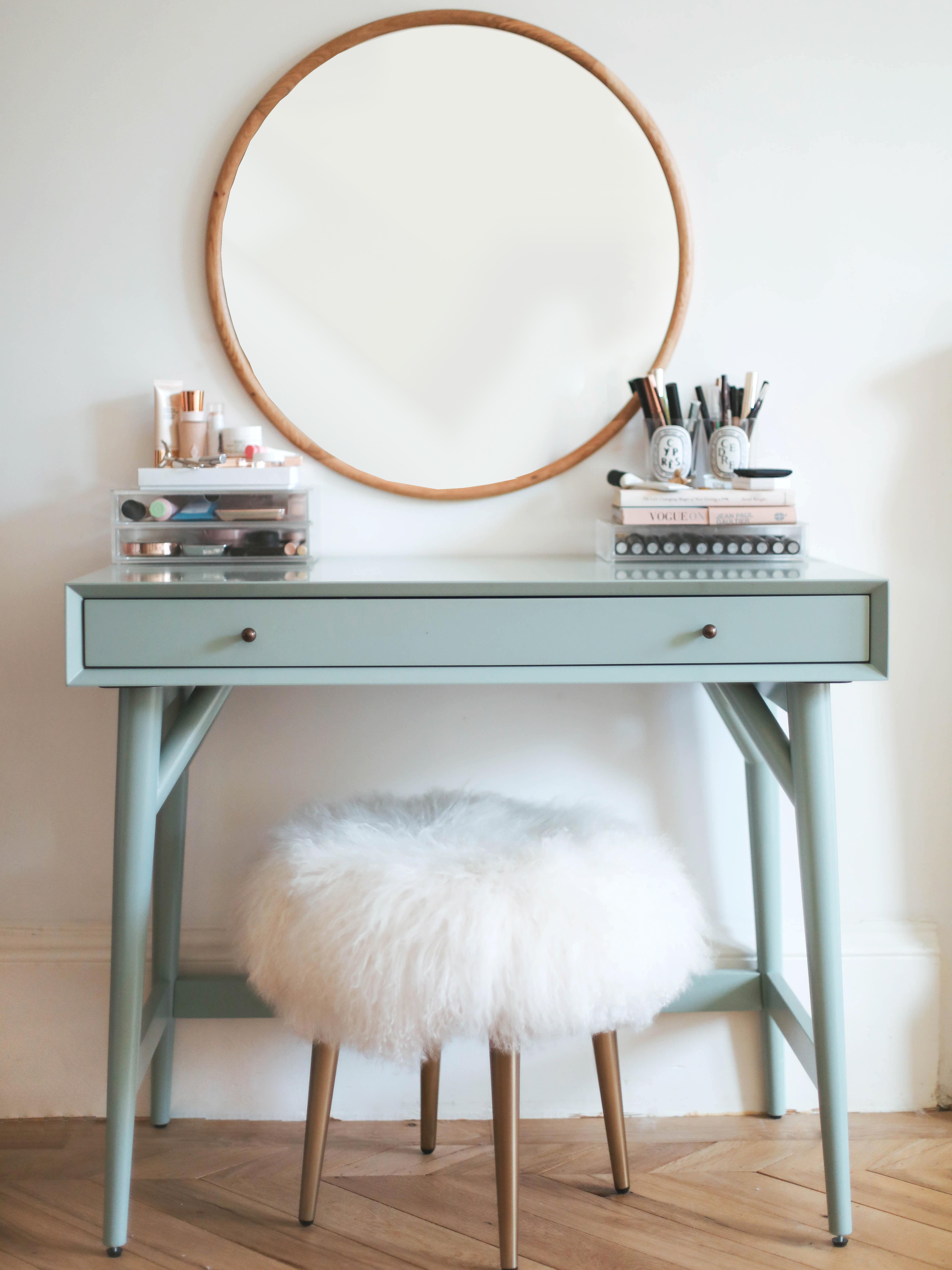 Makeup tables a vanity overhaulu2026 LXLNSVV