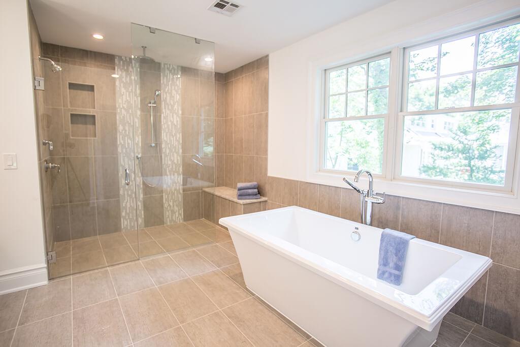 modern bathroom renovation bathroom remodel YEXODFT