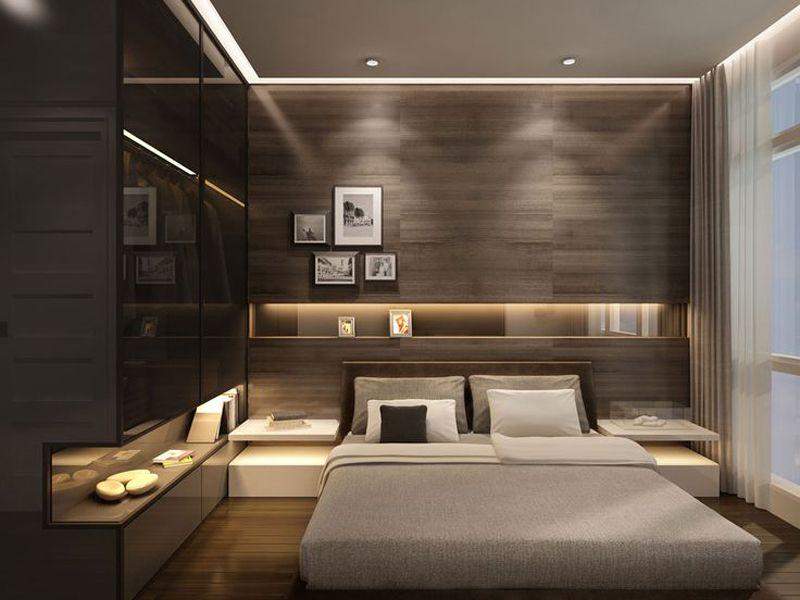Excellent modern bedrooms