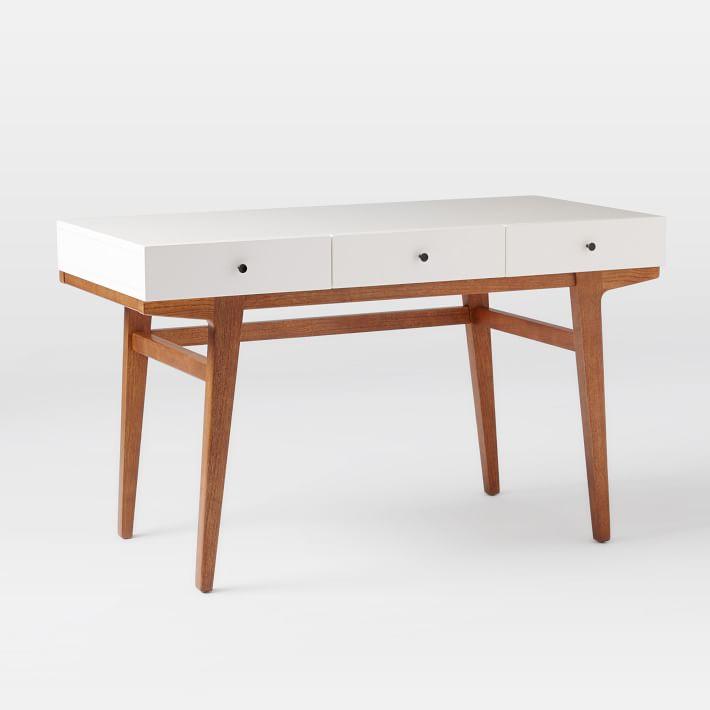Modern Desk modern desk   west elm PRKOYQS
