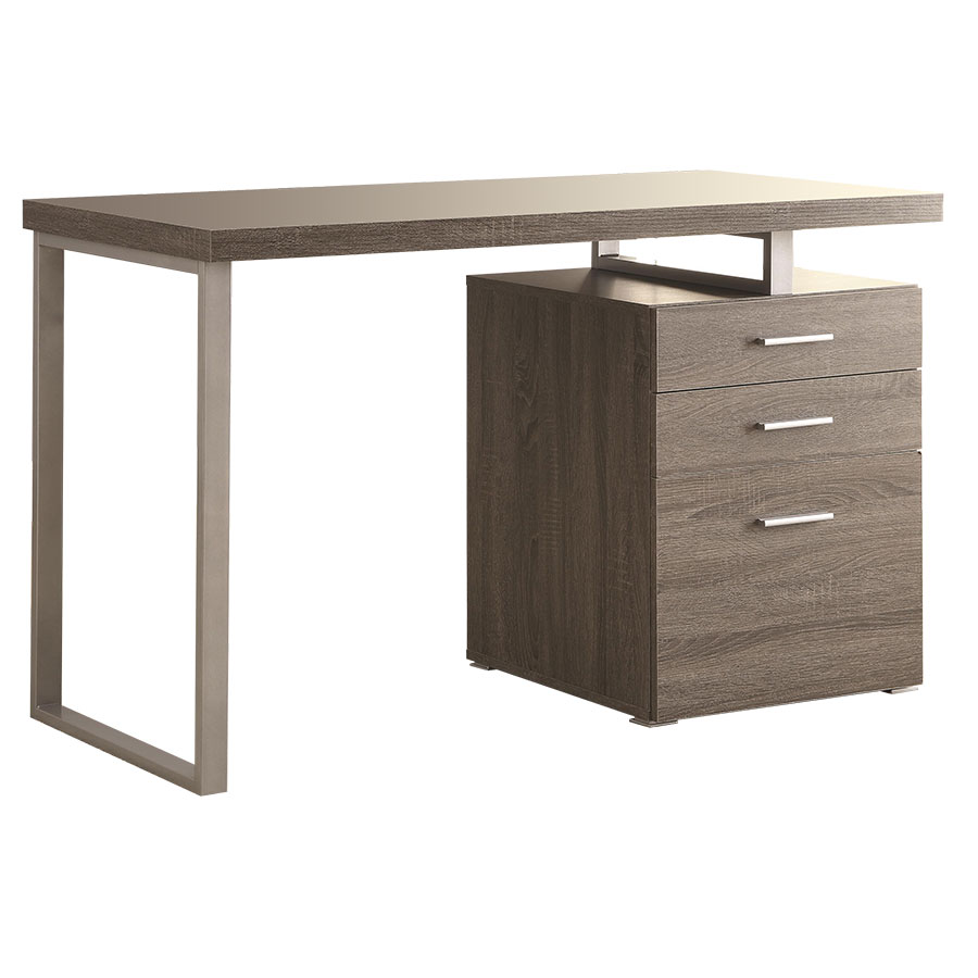 Modern Desk modern desks | carey gray washed desk | eurway OGVFLJH