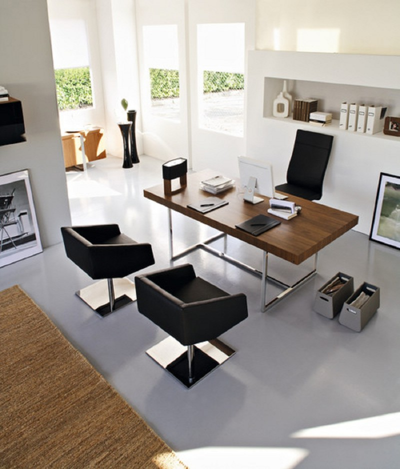 modern home office furniture awesome-ideas-modern-home-office-design-8 ZYTBAAK