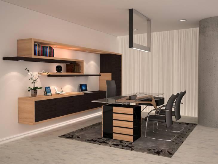 modern home office furniture modern home office wall shelves design EXJVIVP