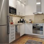 Images and inspiration for modern kitchens for small spaces!