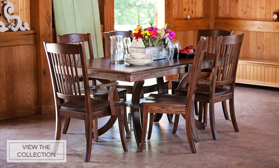 Oak wood furniture quality hardwood wholesale furniture made in the usa PKYTUKN