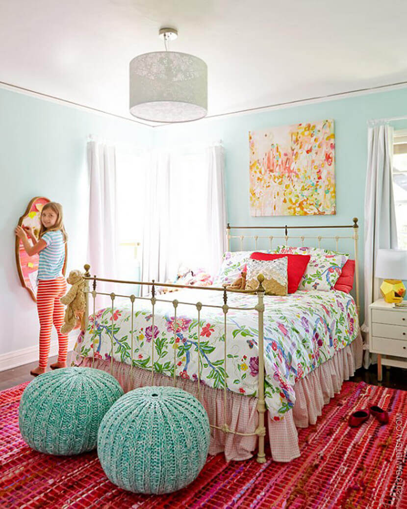 pastel color wall paint emily henderson best pastel paint rooms1 HDCHOQP