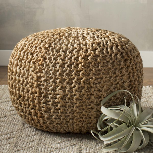 pouf ottoman beachcrest home odin sphere pouf u0026 reviews | wayfair QJOJNYJ