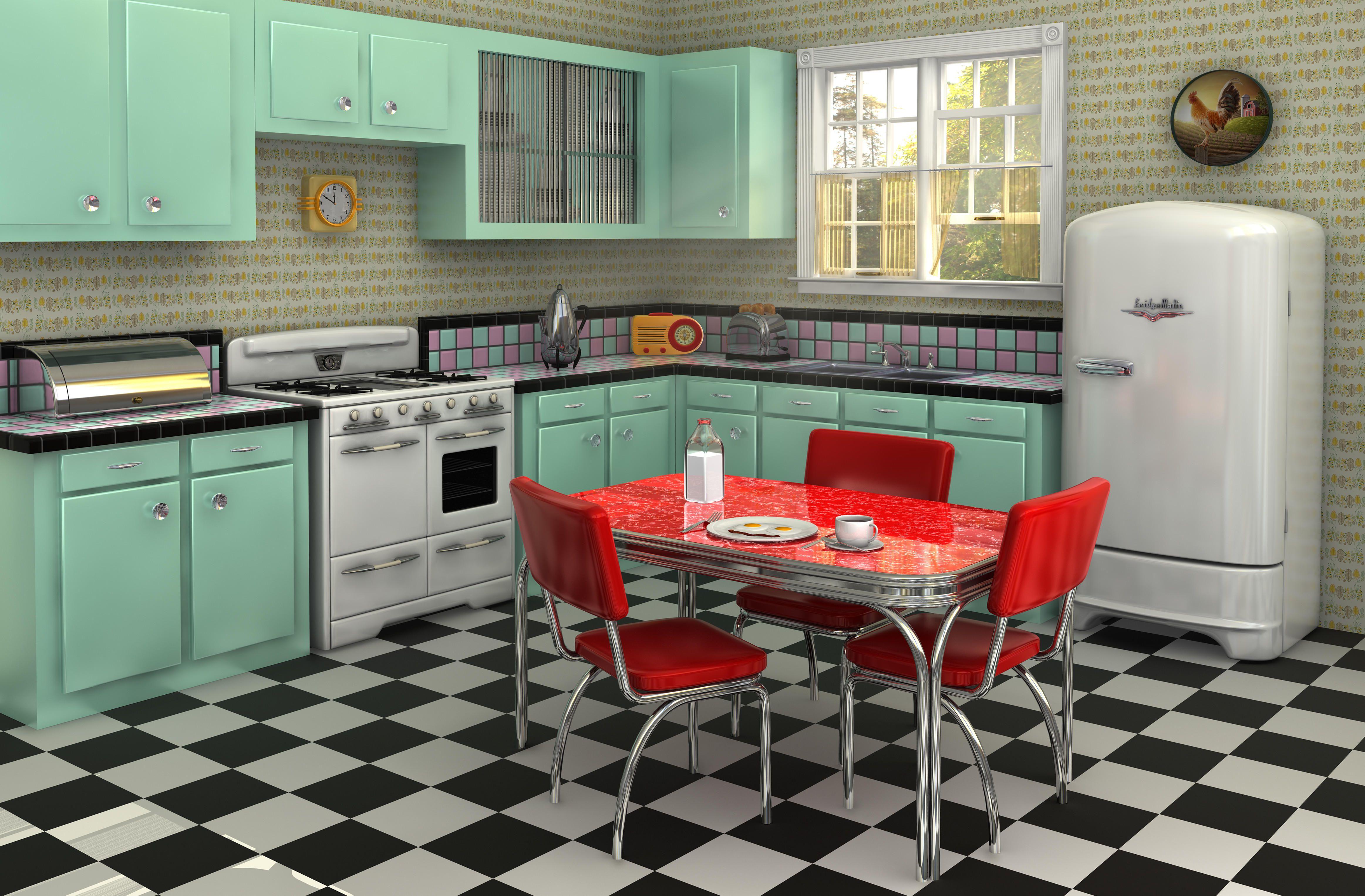 Retro kitchens retro kitchens EQLFBJW