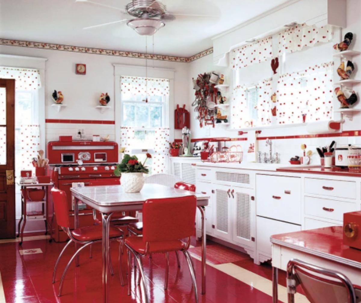 Retro kitchens retro kitchens QOEGNRI