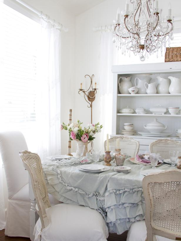 shabby chic furniture interior design shabby chic decor | hgtv EDGUTUF
