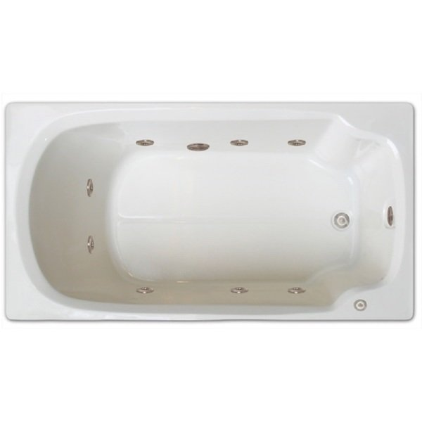 signature bath drop-in whirlpool bath SSFOBRA
