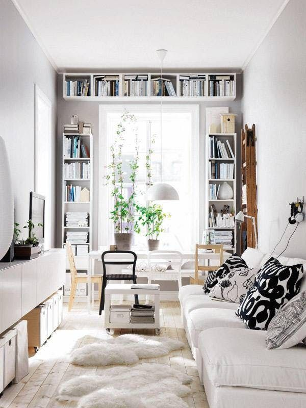 small spaces decorating small space decorating ideas from real homes | apartment therapy UFVOJNM