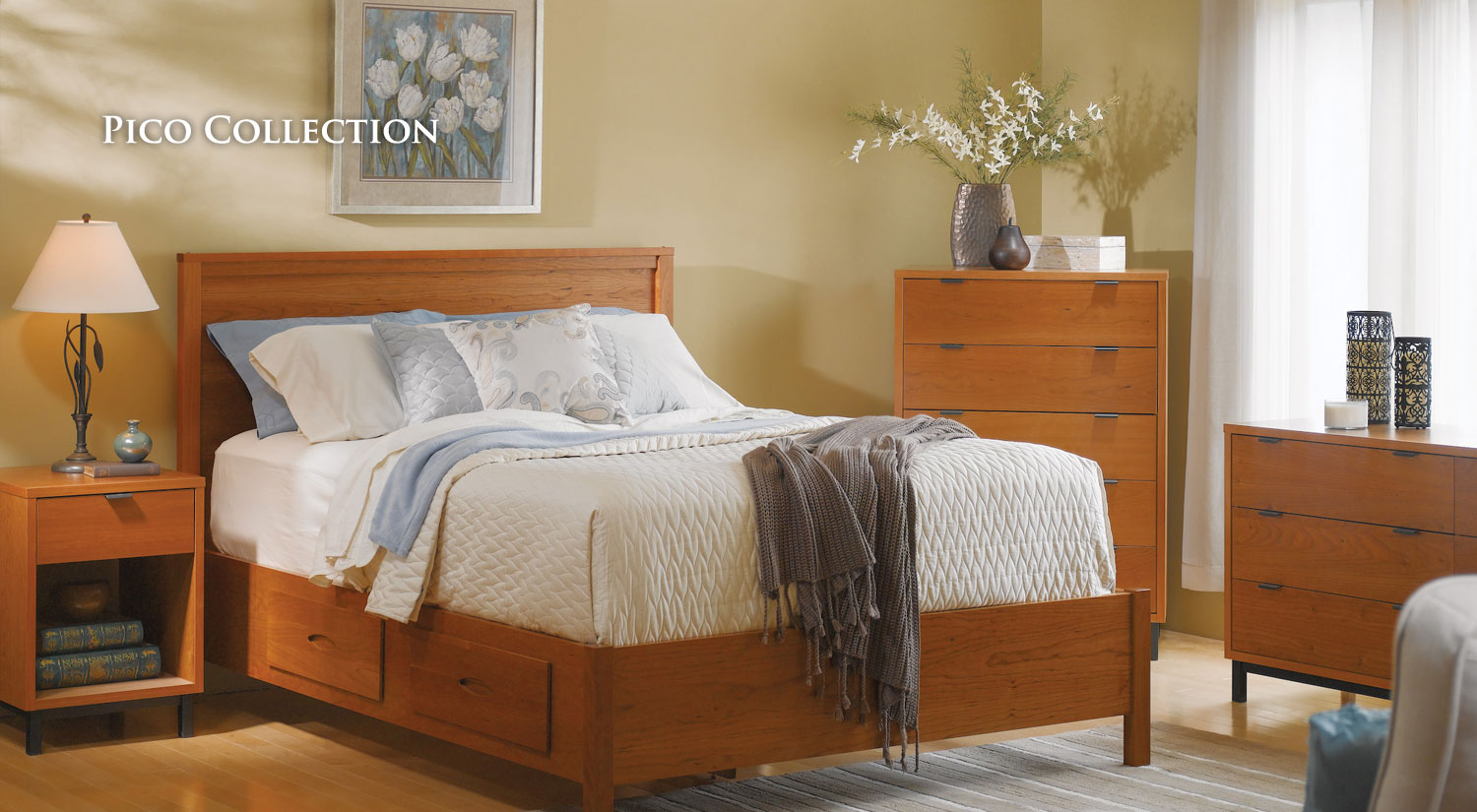 solid wood bedroom furniture solid wood furniture | bedroom furniture, cherry furniture | vermont made  furniture | SDTVMMI