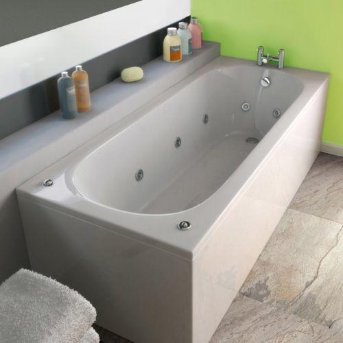 trojan cascade whirlpool bath QVLJTAA