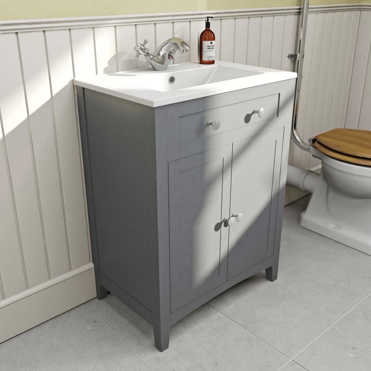 vanity unit with basin floorstanding vanity units DVTMCFQ
