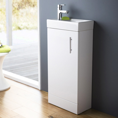 vanity unit with basin from £89.95; cloakroom vanity units XGSITXQ