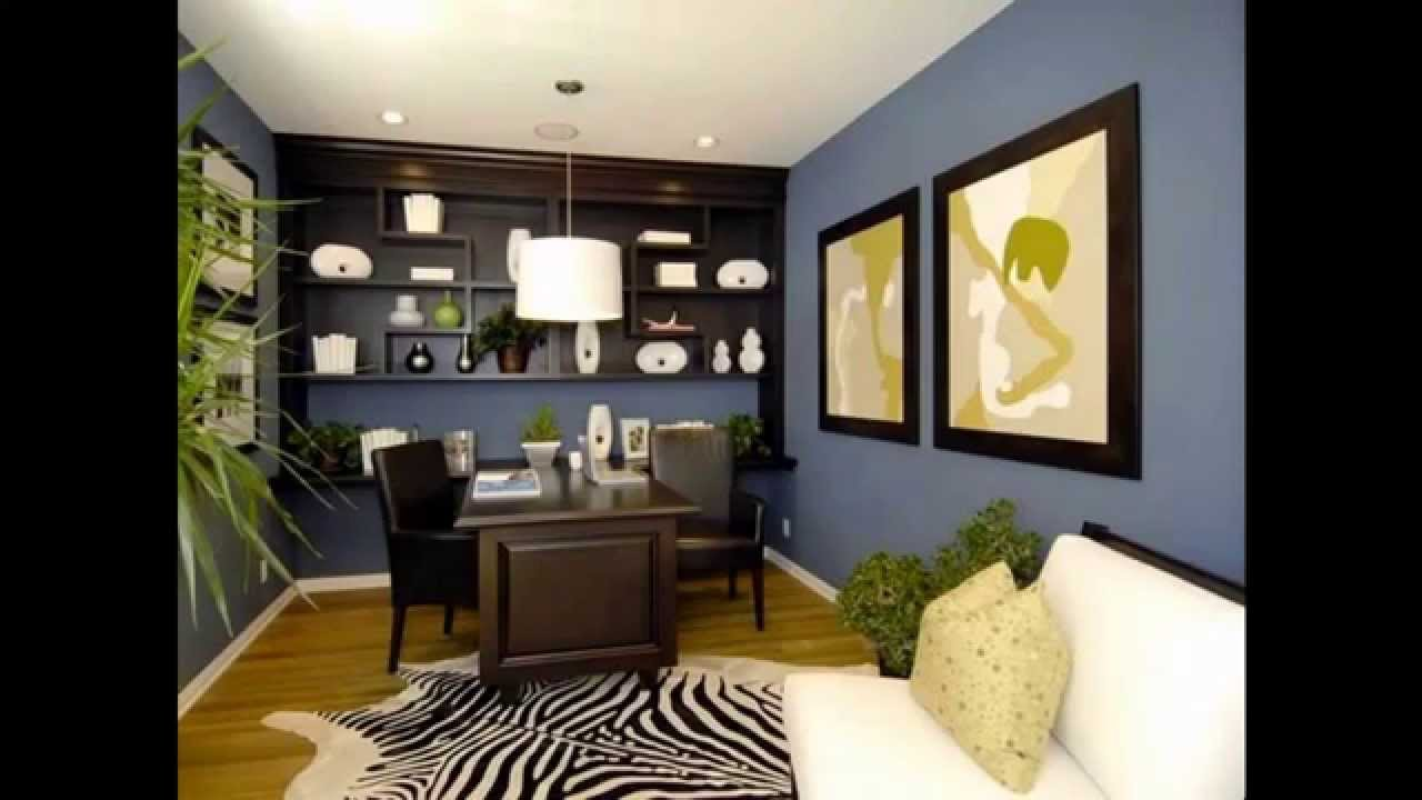 Wall Colors Ideas cool home office wall color ideas youtube ASMMZNR