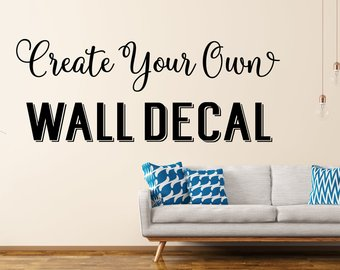 wall decal personalized popular items for custom wall decals ZRAOWWP