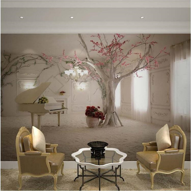 wall murals modern custom any size 3d wall mural wallpapers for living room modern fashion  beautiful SZWSQVV