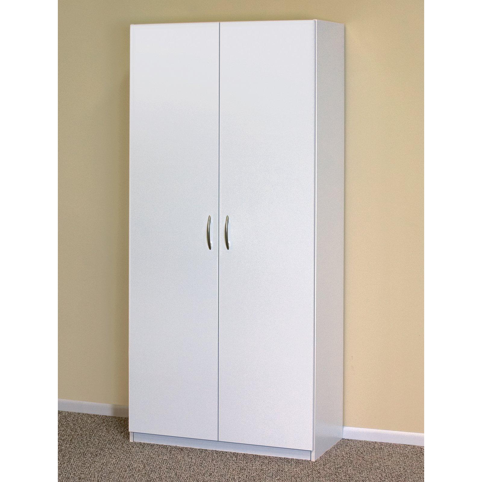 Wardrobe freestanding wardrobe cabinet - walmart.com DEDLMRX