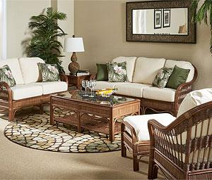 Wicker furniture indoor natural wicker u0026 rattan full size seating BQSGWLU