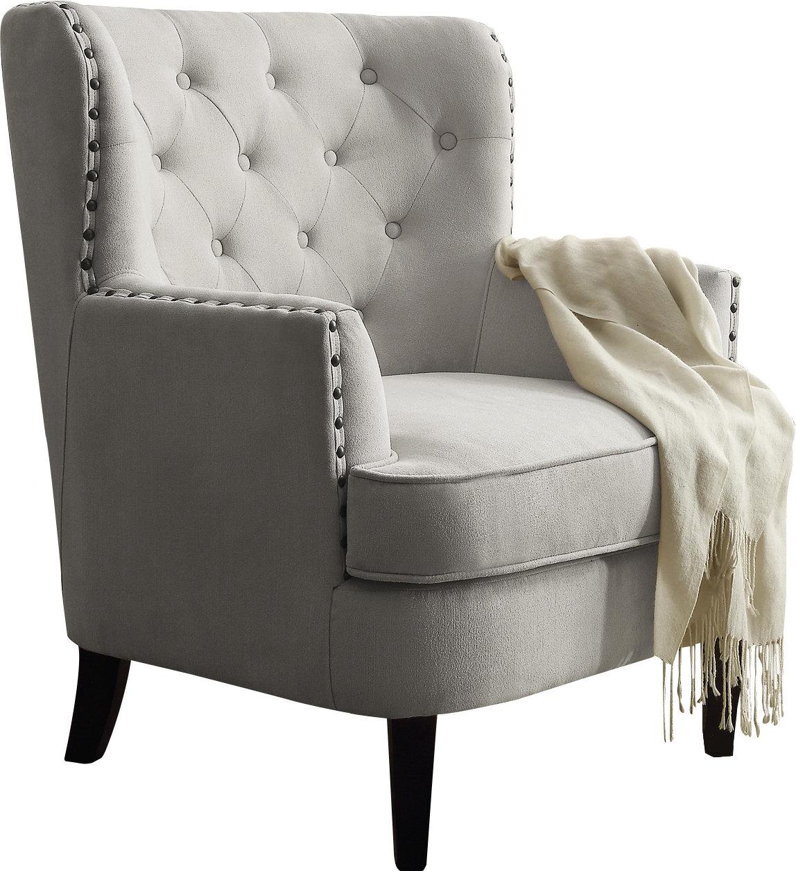 Wingback chair laurel foundry modern farmhouse ivo wingback chair u0026 reviews   wayfair DAWKQVY
