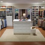 Versatile and practical at the same time: Bedroom closets