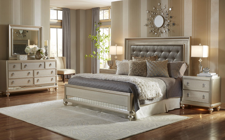 Furnish bedroom attractive and functional: Bedroom furniture