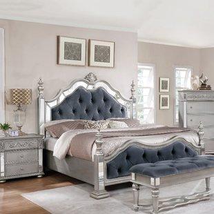 bedroom furniture kenton panel 4 piece bedroom set CTYCCCN