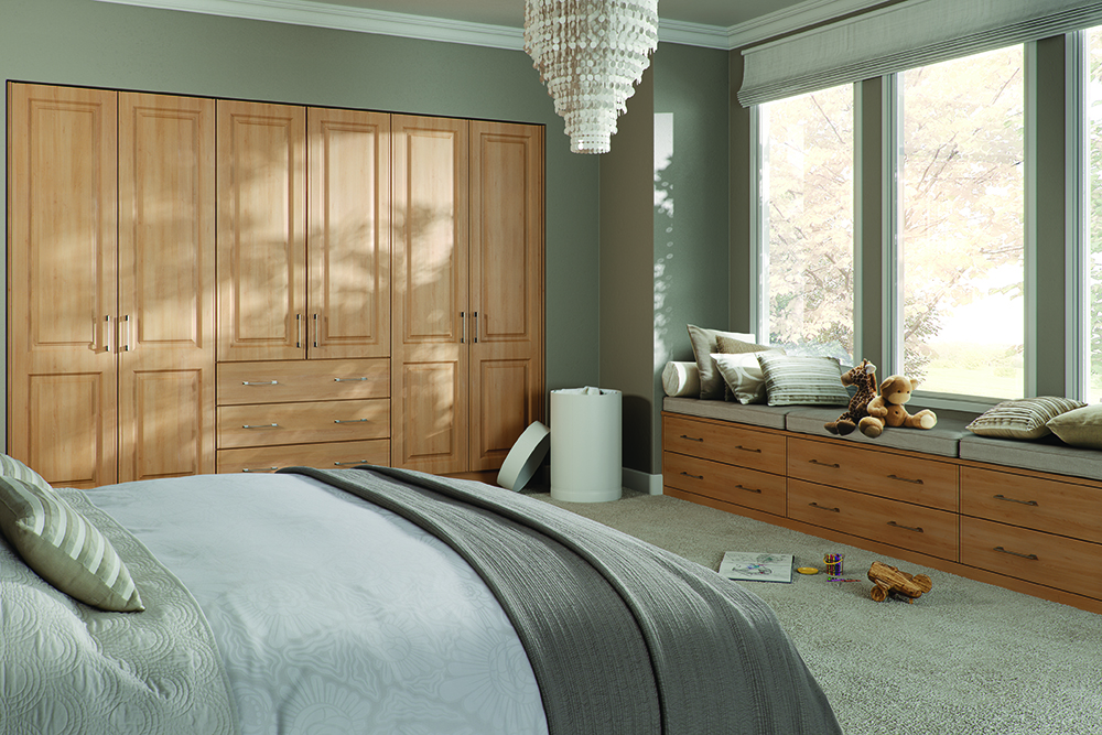 Bedroom made of beech beech fitted bedrooms by ream contemporary modern TNAVWYF