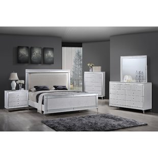 bedroom white furniture sets guerrero panel 5 piece bedroom set ZJTYXRK