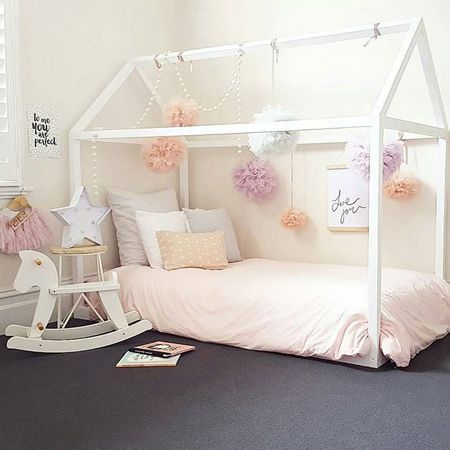 Beds for 4-years-old girls room decor diy, girls room decor ideas, tween, 10 years old, little, NBGWEAT