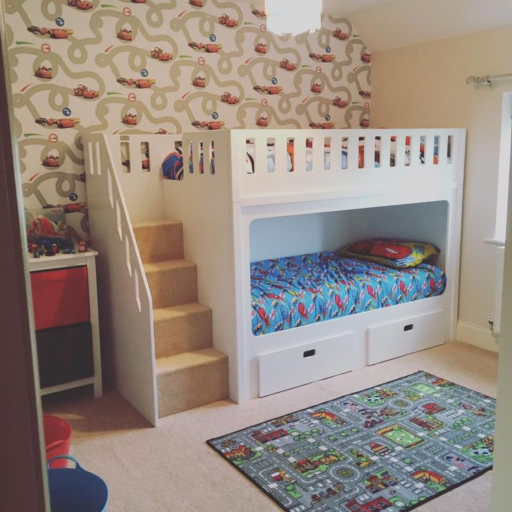 Beds for 4-years-old top 25 best toddler bunk beds ideas on pinterest bunk. 4 year ... DRQRWRA
