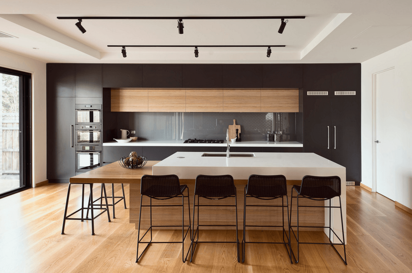 Black Kitchens black-kitchen-ideas-freshome28 HZEKRZA