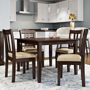 dining table for kitchen primrose road 5 piece dining set TMRFJYO