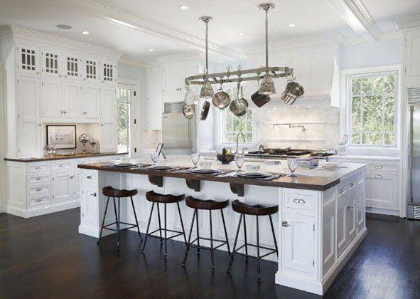 dream kitchens with white kitchen islands large custom kitchen island kitchen with big island, white kitchen island, white RDSHKPZ