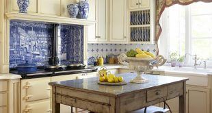 French country kitchens + enlarge SHCWOXN