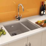 Sink: granite or ceramic – what is better? Advantages and disadvantages compared