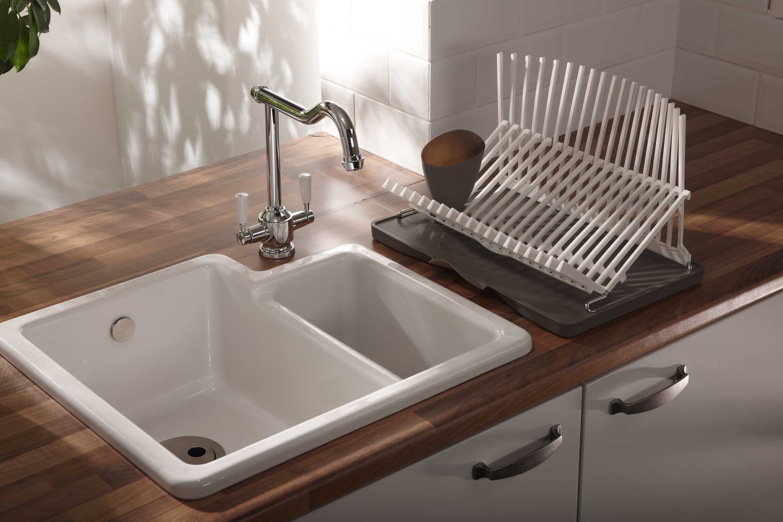 granite or ceramic sink small double basin ceramic sink PGCSDMM
