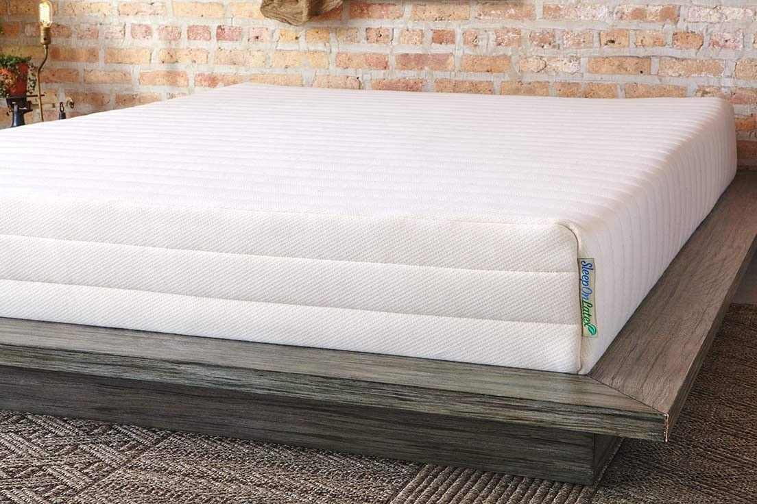 Excellent body adaptation and high point elasticity: Latex mattresses 100×200 cm