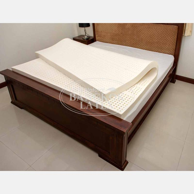 Latex mattresses 120×200 маттress of night harvesting natural latex 120*200*7.5 cm - photo - 7 CTWKZBQ