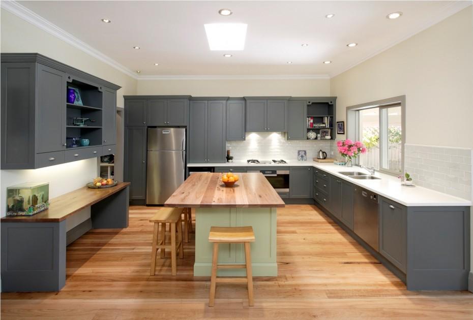 Modern kitchen with wooden floor fantastic modern kitchen cabinets for bright kitchen designs : astonishing modern  kitchen HWSBLXU