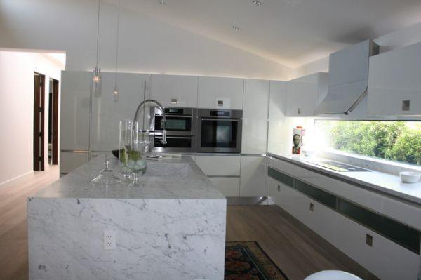 Modern L shaped kitchens view in gallery a modern ... YGBQRCU