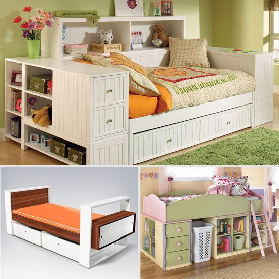 Multifunctional children beds kids beds with storage, brilliant multifunctional furniture : best kids beds  with QDZSPEC